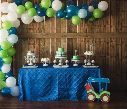 Birthday Decoration: इन आइडियाज से मनाए हर जन्मदिन शानदार!
