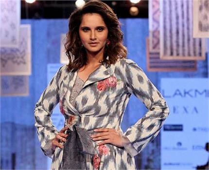LFW2020:इस बार बॉलीवुड दीवा नहीं बल्कि सानिया ने फैशन में किया सबको...