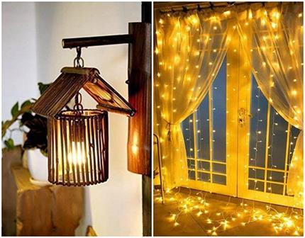 Light DIY:आप भी अपने घर को रौशनी की चादर में दीजिए लपेट