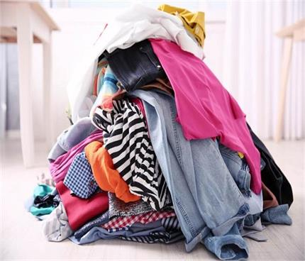 पुराने कपड़े डुबो सकते हैं आपकी किस्मत का तारा!