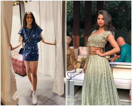 Fashion FaceOff:किंग खान की बेटी 'सुहाना' को फैशन टक्कर देती है...