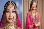 Real Brides: दीपिका-अनुष्का को भी मात दे रही सब्यसाची के लहंगे में यह...