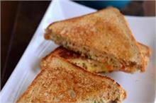 वेट लॉस के शौकिन नाश्ते में खाएं ये सैंडविच