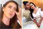 सना खान ने लगाए अपने ब्वॉयफ्रेंड पर आरोप, कहा - 'यह मेरे लिए...