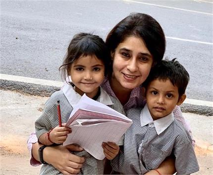 Inspiration: लाखों की नौकरी छोड़ गरीब बच्चों की जिंदगी सवार रही ऋचा...