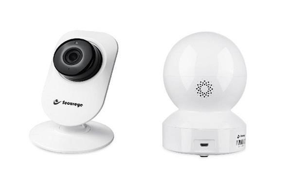 SECUREYE भारत लाई दो Wi-Fi कनैक्टिड CCTV कैमरे, कीमत 2,499 रुपये से शुरू
