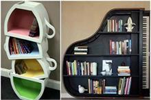 क्लासी होम डेकॉर के लिए ट्राई करें ये Latest Bookshelf!