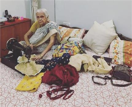 90 की उम्र में शुरु किया बिजनेस, अब देश-विदेश में फेमस है दादी के...