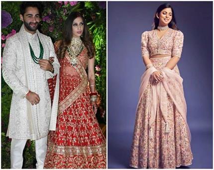 अरमान जैन की शादी में ईशा ने Repeat किया पुराना लहंगा, देखिए तस्वीरें