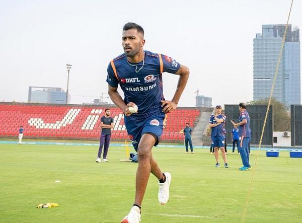 hardik pandya come back