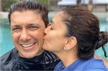 So Romantic: पति श्रीराम के लिए फिर धड़का 'धक-धक' गर्ल...