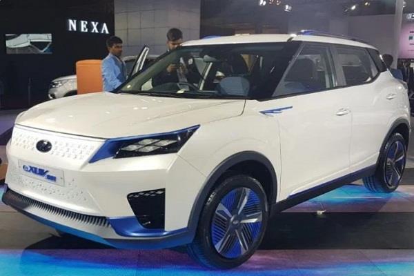 Auto Expo 2020: महिंद्रा ने 8.25 लाख रुपये में लॉन्च की eKUV100 इलैक्ट्रिक कार