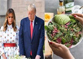 हेल्थ कॉन्शियस डोनाल्ड ट्रंप की पत्नी Melania Trump, जानें...