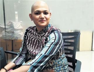 नारी तेरे जज्बे को सलाम, कैंसर की आखिरी...