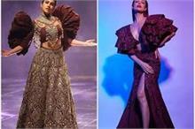 Wow! सिंपल ड्रेस मगर यूनिक स्टाइल के स्लीव्स ने बदला फैशन