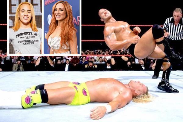wrestler becky lynch