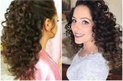 Style Tips: आपके भी है Curly बाल तो ट्राई करें ये हेयरस्टाइल