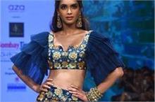 BFW 2020: नेवी-ब्लू ड्रेस में डायना का दिखा 'माशा-अल्लाह'...