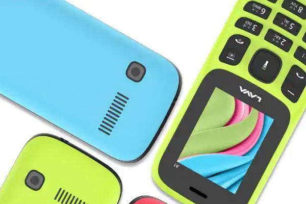 Lava ने लॉन्च किया 1000 रुपये से भी सस्ता मोबाइल, 3 दिनों का मिलेगा बैटरी बैकअप
