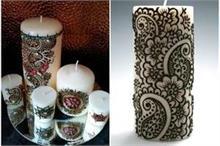 New Idea: हिना कैंडल से करें अपने घर को रोशन