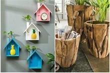 Wooden Decoration है घर को अलग लुक देने का नया तरीका!