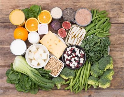कैल्शियम की कमी को पूरा करते है ये 6 बेस्ट आहार