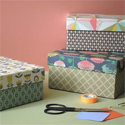 DIY: पेपर बॉक्स को यूं करें डेकोरेट की लगे जैसे बाजार से हो खरीदा