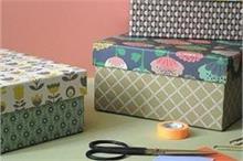 DIY: पेपर बॉक्स को यूं करें डेकोरेट की लगे जैसे बाजार से हो...