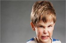 बच्चे का गुस्सा कैसे करें शांत?