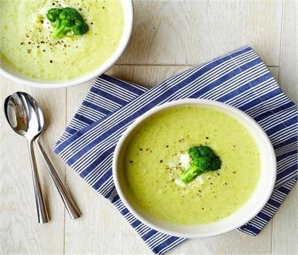 इम्यून सिस्टम बढ़ाने के लिए बेस्ट है ब्रोकली सूप