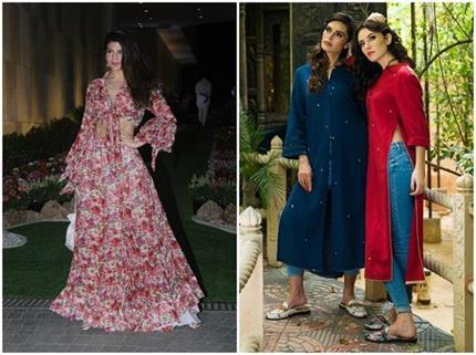 Holi Fashion: होली की पार्टी पर इन ड्रेसेज को करें वियर