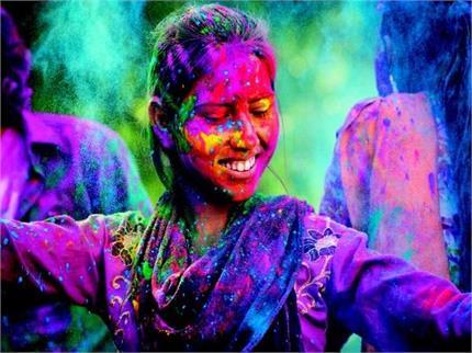 होली के 7 शुभ रंग, जीवन का हर दुख कर देंगे भंग