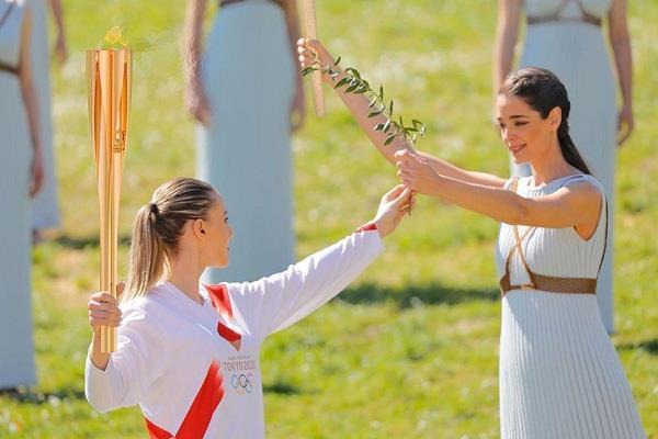 holi olympic