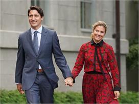 कनाडा PM जस्टिन ट्रूडो की पत्नी ने दी कोरोना वायरस को मात