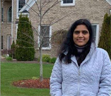 भारतीय मूल की डॉक्टर उमा मधुसूदन को अमेरिकी लोगों का सम्मान