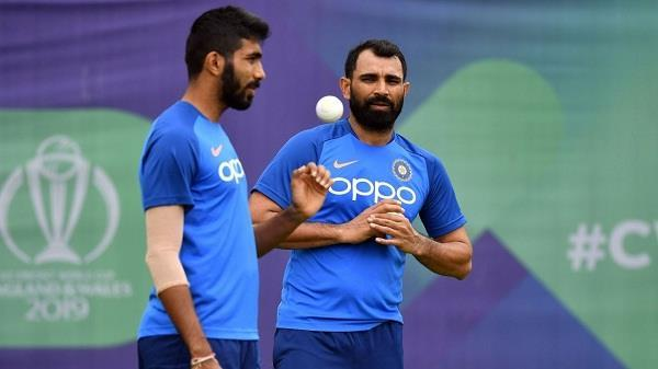 fast bowlers