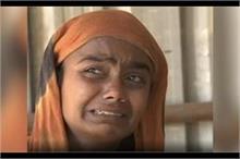 प्रवासी मजदूरों का दर्द: सिर्फ चावल खाया है..दूध नहीं उतर...