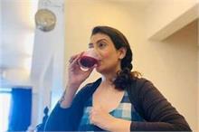 जूही ने बताई Immunity Booster ड्रिंक रेसिपी