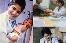 सलामः अभिनय छोड़ नर्स बनी यह एक्ट्रेस, कोरोना पीड़ित लोगों...
