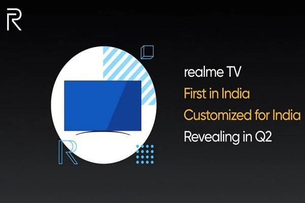 Realme भारत ला रही है अपना पहला Smart TV, मिला एंड्रॉयड सर्टिफिकेट