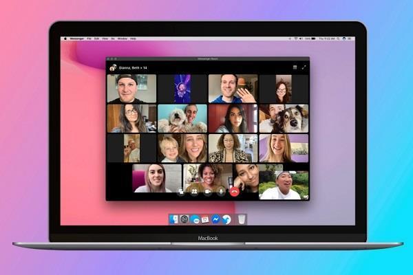 Zoom को टक्कर देने के लिए फेसबुक लाई नया फीचर, एक साथ 50 लोग कर सकेंगे वीडियो कॉल
