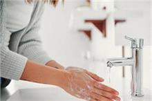 अच्छे से धोएं हाथ: तस्वीर में देखिए 6 स्टेप