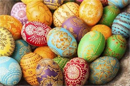 Easter Day Spl: बच्चों को सिखाएं Egg डेकोरेशन
