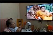 सीता हरण देख भावुक हुए रामायण के 'रावण' ,एपिसोड देख जोड़े...