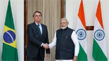 अमेरिका के बाद अब ब्राजील ने मांगी PM मोदी से मदद ,चिट्ठी में दिया...