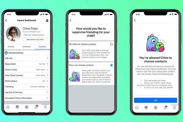 फेसबुक ने 75 से ज्यादा देशों में लॉन्च की Messenger Kids एप्प