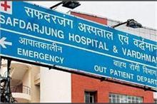 दिल्ली के सफदरजंग अस्पताल में एक और डॉक्टर की मौत