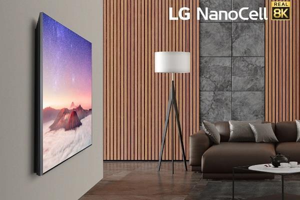 खास नैनोसेल टैक्नॉलजी के साथ LG ने पेश किए 12 नए TV, 8K रेजॉलूशन को करते हैं सपोर्ट