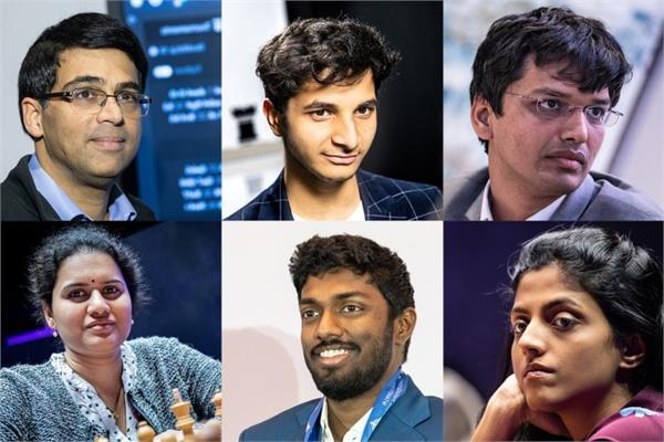 indian chess team
