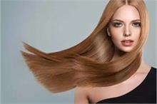हेयर स्ट्रेटनर के बिना बालों को करें स्ट्रेट